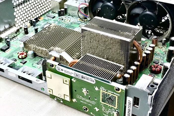 Console Repair 1