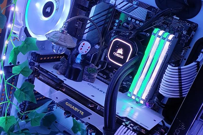 Cusome PC Build 4
